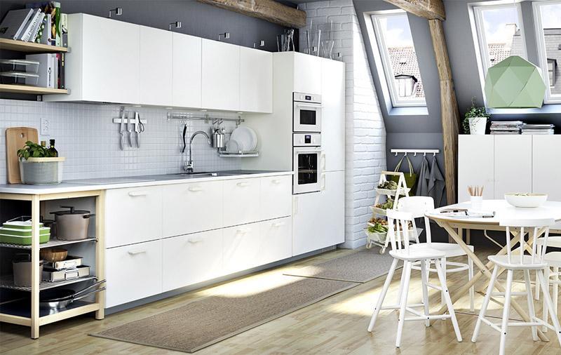 икеа мебель для кухни маленькой кухни икеа в интерьере кухни